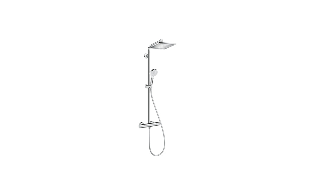 Showerpipe 240 1jet with thermostat